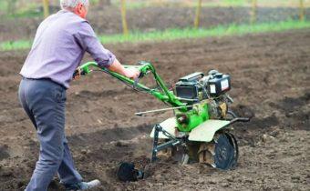 Как правильно посадить картофель мотоблоком
