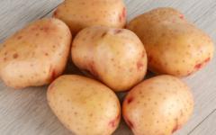 Описание и подробные характеристики сорта картофеля Синеглазка