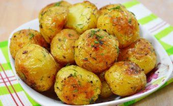 Что приготовить из картофеля в мундире
